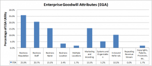 Enterprise Goodwill Attributes Chart