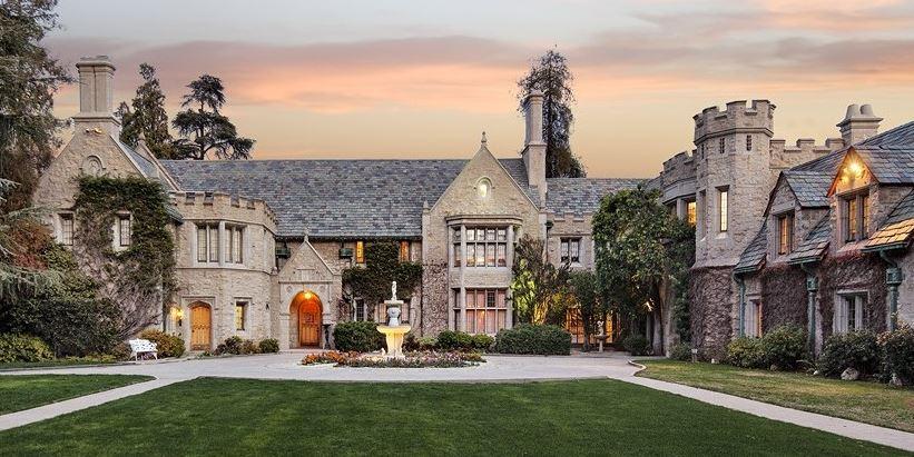 Playboy Mansion Sells for $100 Million